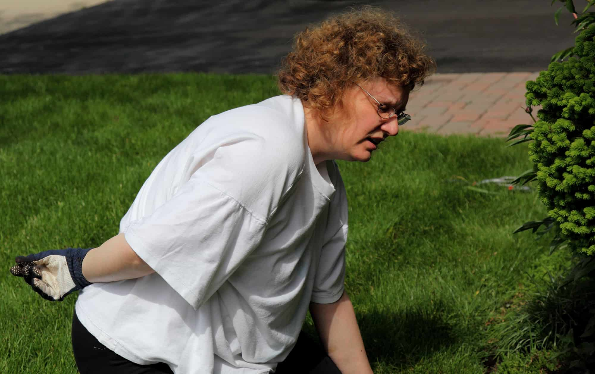 Gardening Back Pain | Osteopathy | Canterbury
