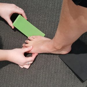 AiM Wedges for Foot Posture