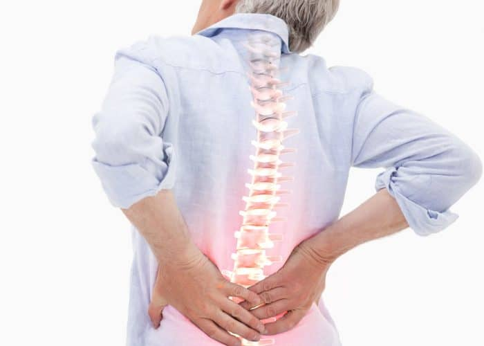 Spine Pain in body