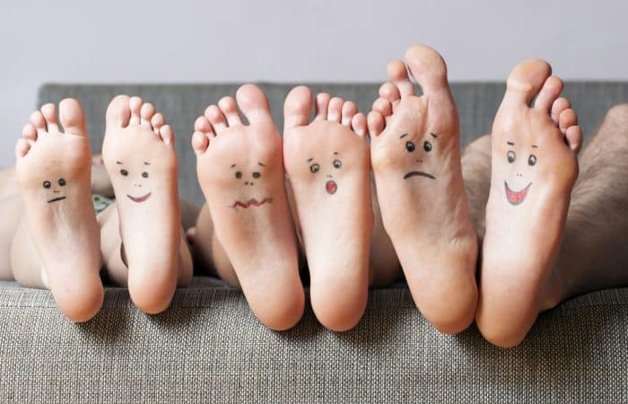Anatomy in Motion   Foot Pain   Surrey Hills Osteopathy