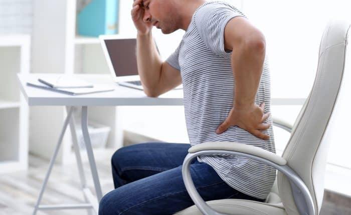 Stress pain | Back Pain | Osteopathy | Kew