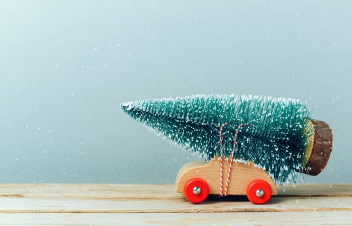 Christmas tree   Osteopath