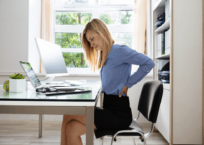 back pain when sitting | Back hurts from sitting