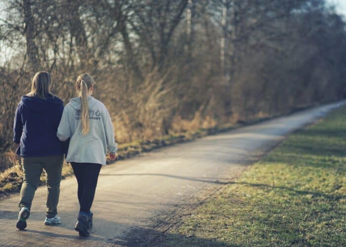 walking | Back pain