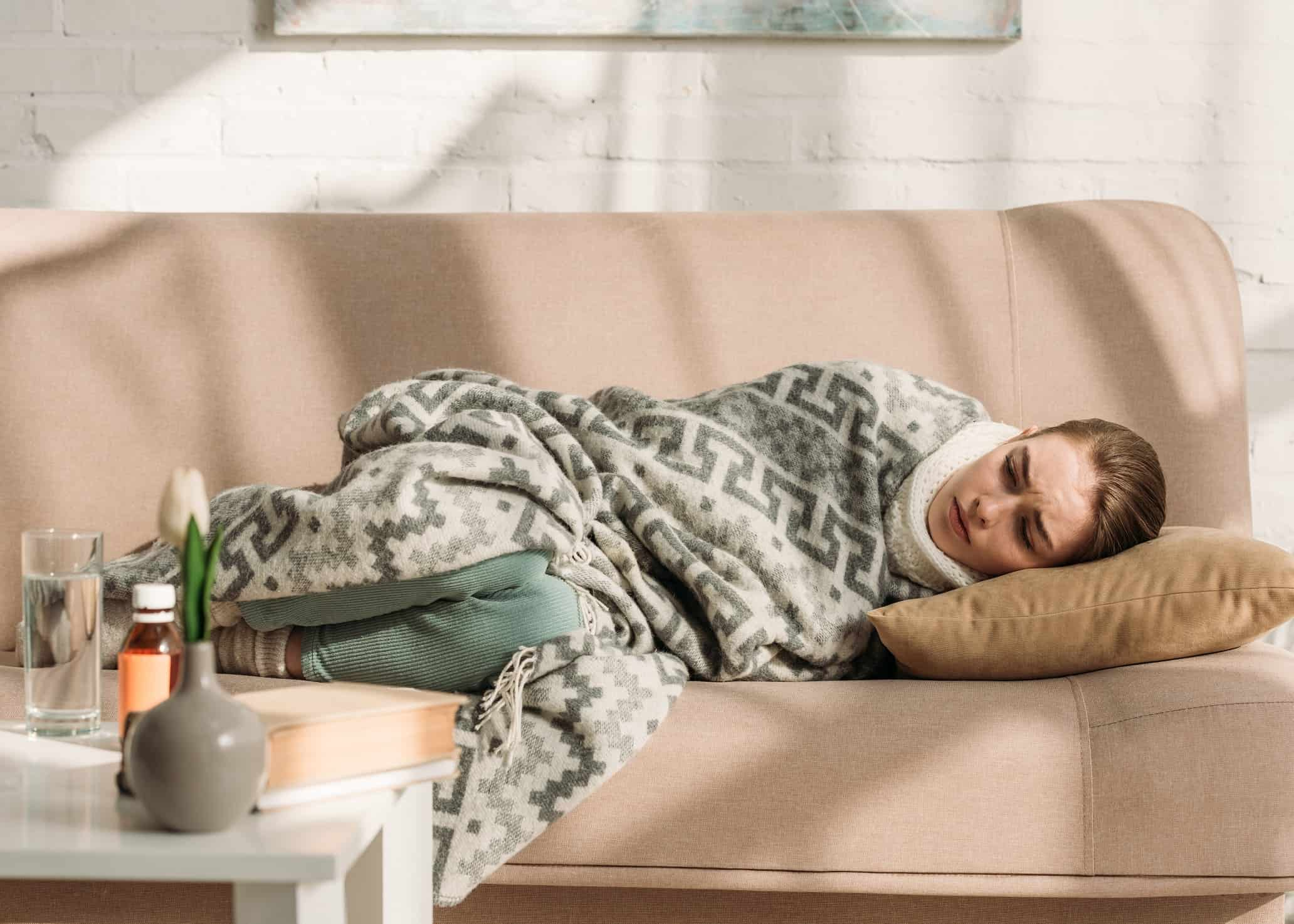 mastitis fever | mastitis illness